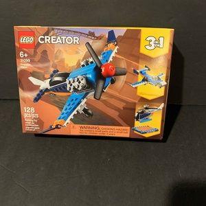 Lego Creator Propeller Plane (31099)